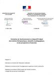 Évaluation en dispositif intégré des instituts thérapeutiques, éducatifs et pédagogiques, et des perspectives d'extension