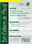Inscrire le principe de laïcité dans l'intervention sociale et médico-sociale (dossier)