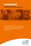La prévention de la violence entre les mineurs adolescents au sein des établissements d'accueil