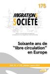 """Soixante ans de """"libre circulation"""" en Europe (dossier)"""