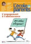 L'engagement à l'adolescence (dossier)