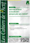 Intervenir en libéral en travail social : pourquoi, pour qui, comment ? (Dossier)