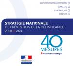 Stratégie nationale de prévention de la délinquance 2020-2024