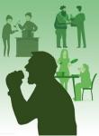 Alimentation, intervention sociale et société (dossier)