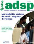 Les inégalités sociales de santé : vingt ans d'évolution