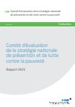 Comité d'évaluation de la stratégie nationale de prévention et de lutte contre la pauvreté