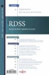 Revue de droit sanitaire et social