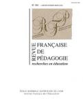 Revue française de pédagogie