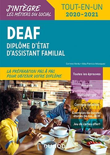 DEAF - Diplôme d'Etat d'Assistant Familial