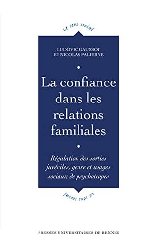 La confiance dans les relations familiales